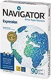 Navigator Exprssion Kopierpapier A4 90g weiß sehr hohe Weiße