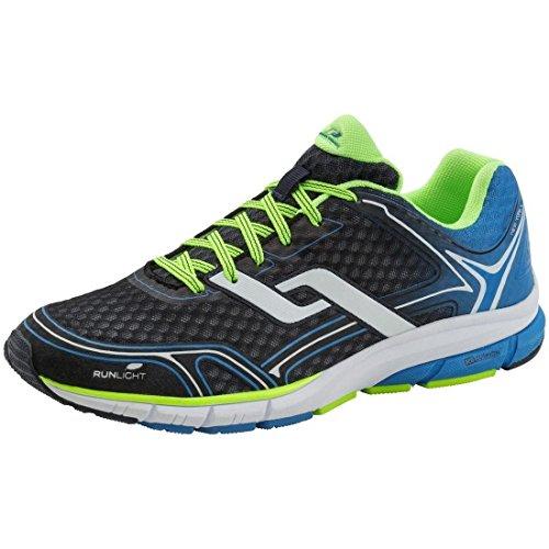 Pro Touch, Scarpe da Trail Running donna schwarz/blau/lime 40 - schwarz/blau/lime