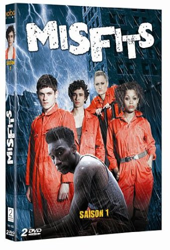 Misfits (1) : Misfits. Saison 1