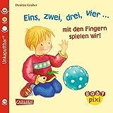 Eins, zwei, drei, vier... mit den Fingern spielen wir! (Baby Pixi, Band 37)