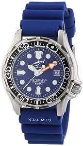 Chris Benz Unisex-Armbanduhr Analog Automatik Kautschuk CB-500-B-KBB