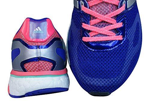 adidas Adizero Adios Boost Femmes chaussures de course purple