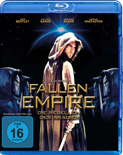 Fallen Empire - Die Rebellion der Aradier [Blu-ray] (Of Sands The Empire)