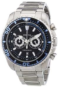 Festina - F16564/5 - Montre Homme - Quartz Chronographe - Bracelet Acier Inoxydable Argent