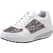 beautyjourney Scarpe sneakers estive eleganti donna scarpe da ginnastica  donna scarpe da corsa donna Sportive Scarpe f093e50ad3c