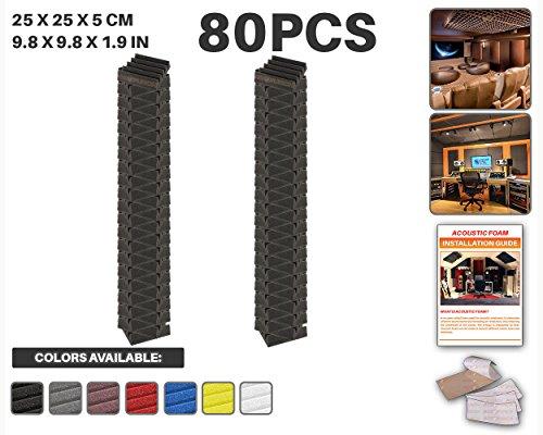 ace-punch-80-pieces-nior-wedge-studio-foam-panel-isolation-sonore-traitement-acoustique-isolation-ac