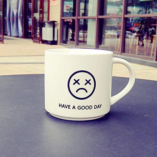 Becher Kaffeetassen Tassen Büro-Frühstücksmilchschalengetränkwasser-Art Und Weise des Kreativen...