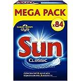 Sun tablettes lave-vaisselle classic 84 pastilles