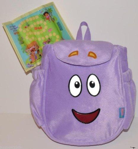 Dora l'esploratrice-zainetto in peluche, colore: viola