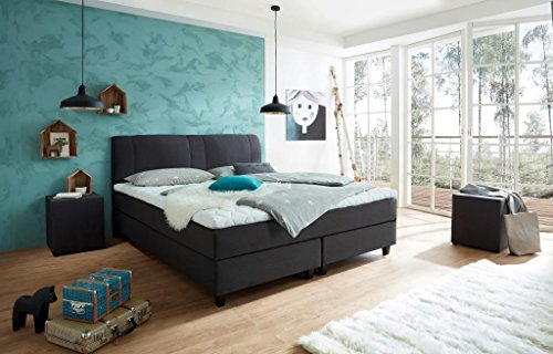 luxus boxspringbetten g nstig online kaufen bersicht der modelle. Black Bedroom Furniture Sets. Home Design Ideas