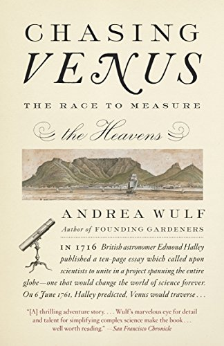 Chasing Venus: The Race to Measure the Heavens por Andrea Wulf