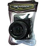 DiCAPac-WP - 570 Boîtier étanche pour appareil photo numérique Canon G7 G9 Panasonic DMC-TZ serie