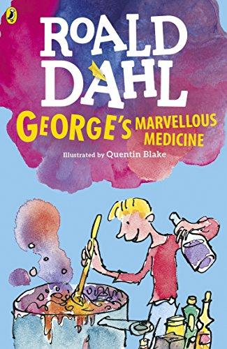 George's Marvellous Medicine (Dahl Fiction) par Roald Dahl