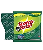 #8: Scotch-Brite Scrub Pad (Large) - Super Saver Set of - 3 Pieces