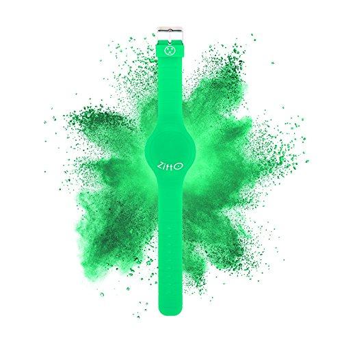 Orologio Zitto Mini AR+ Verde - Cool Green