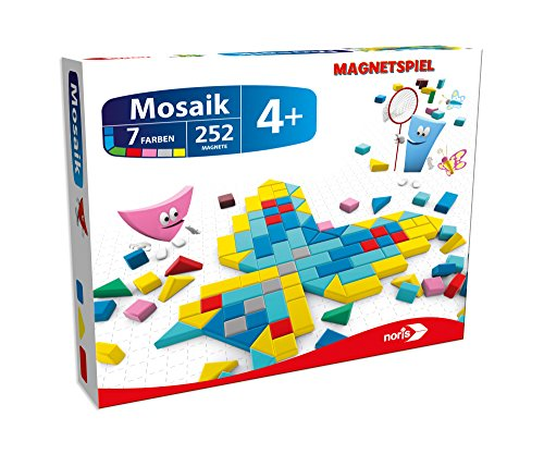 Noris Spiele 606041771Magn Eticus Mosaic