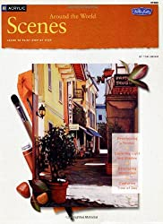 Ht288 Scenes Around the World Acr (Walter Foster How to Draw and Paint Series)