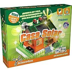 Science4you Casa Solar - Juguete científico y Educativo
