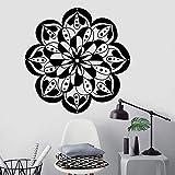 WWYJN Wall Decal Vinyl Wall Sticker Yoga Home Decor Design Art Bedroom Wall Painting...