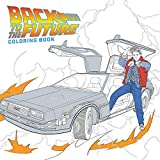 Back to the Future Coloring Book