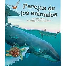 Parejas de los animales (Spanish Edition)