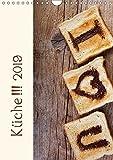 Küche !!! 2019 (Wandkalender 2019 DIN A4 hoch): Ein schöne Kalender mit Küchenmotiven (Planer, 14 Seiten ) (CALVENDO Lifestyle)