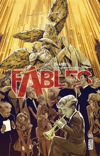 Fables, Tome 23 : Adieu par From Urban Comics Editions