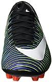 Nike Herren Mercurial Victory VI AG-Pro Fußballschuhe, Schwarz (Black/Wht-Elctrc Grn-Prmnt Bl), 42.5 EU - 4