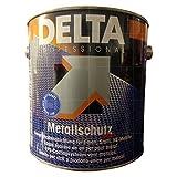 Delta Professional Metallschutz plus - 2,5L (DB 704 Grau)