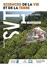 Planète SVT 1ère - Livre élève - Ed. 2019 de Jean-Marc Bellamy