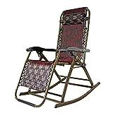 Willsego Vintage Retro Lounge Chair Schaukelstuhl zum Nickerchen Machen (Farbe : -, Größe : -)