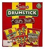 Swizzels Drumstick Gift Box Set de Dulces Dulces con Sabor Afrutado Surtidos