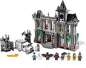 LEGO 10937: DC Comics Super Heroes: Batman - Ausbruch aus Arkham Asylum