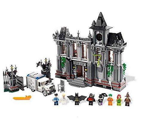 Preisvergleich Produktbild LEGO 10937: DC Comics Super Heroes: Batman - Ausbruch aus Arkham Asylum