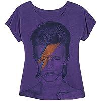 David Bowie Aladdin sane Juniors Dolman