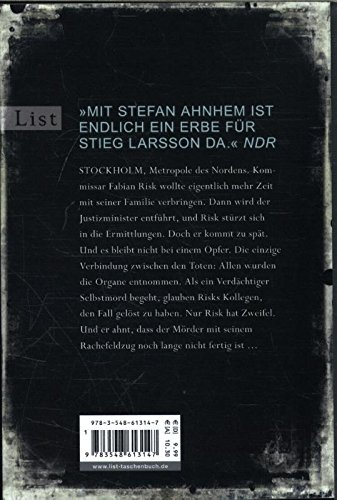 Herzsammler: Kriminalroman (Ein Fabian-Risk-Krimi, Band 2): Alle Infos bei Amazon