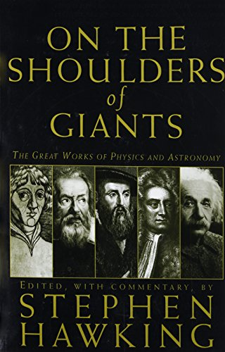 On The Shoulders Of Giants por Stephen Hawking