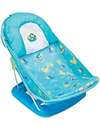 Latest Brand Mother's Touch Deluxe Baby Bather With Head Support Pillow