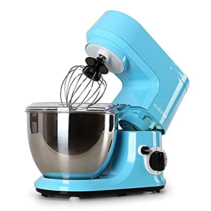 Klartstein-Carina-Set-Kchenmaschine-mit-Mixkrug-Aufsatz