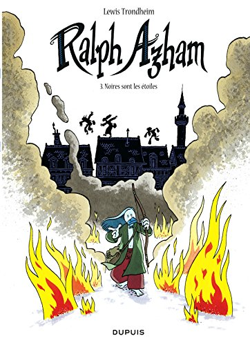 Ralph Azham - tome 3 - Noires sont les étoiles