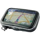 Midland MMKGPS60 Etui pour GPS 2 Roues 6'' Noir