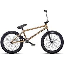 Wethepeople Envy 2017Bicicleta BMX, níquel dorado, 53,7 cm