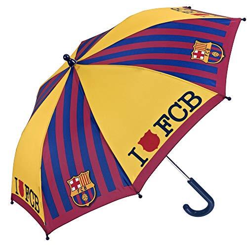 Paraguas Original Barcelona Niño - I Love FCB - Paraguas