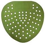 Robert Scott ATUSDM Urinal Screen Deodorizer, Fresh Mint, Green (Pack of 12)