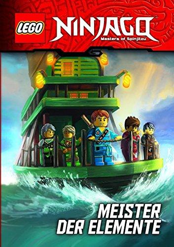 LEGO® NINJAGOTM Die Meister der Elemente