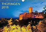 THÜRINGEN 2018 (Wandkalender 2018 DIN A4 quer): Ein Jahr Thüringen. 13 faszinierende Aufnahmen des Freistaates in der Mitte Deutschlands. ... [Kalender] [Apr 01, 2017] Dieterich, Werner