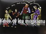 COL.DISPLAY KEVIN ET LES MAGICIENS 6 VOL