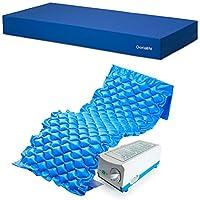 Gerialife® Kit antiescaras   Colchón sanitario impermeable HR   Colchón antiescaras de aire (90x190)