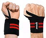 ipow [2 Pcs] Protège-Poignet Sport Bracelet Main-Poignet Ceinture Protecteur pour Gymnastique...