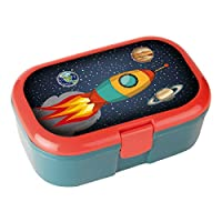 Lutz Mauder Lutz Mauder10644 TapirElla Rocket Lunchbox, Multi-Color